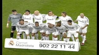 The Day Zidane Single-handedly Saved Real Madrid