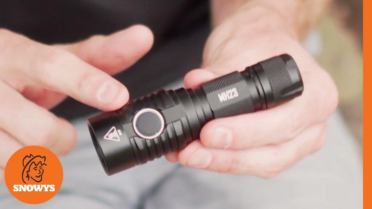 MH23 Flashlight