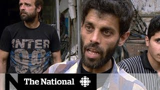 CBC in Syria: Aftermath of alleged gas attacks in Douma - Video Youtube