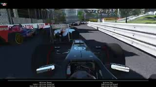 THEY SAID IT WAS IMPOSSIBLE TO OVERTAKE AT MONACO !!!!!! ( CHALLENGE) (AMAZING SKILL)