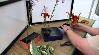 Ikebana In 10 Minutes!