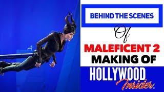 BEHIND THE SCENES - Maleficent: Mistress Of Evil, Angelina Jolie, Elle Fanning, Michelle Pfeiffer