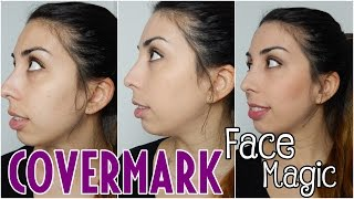 COVERMARK Face Magic | Base Alta Cobertura para manchas, acné....