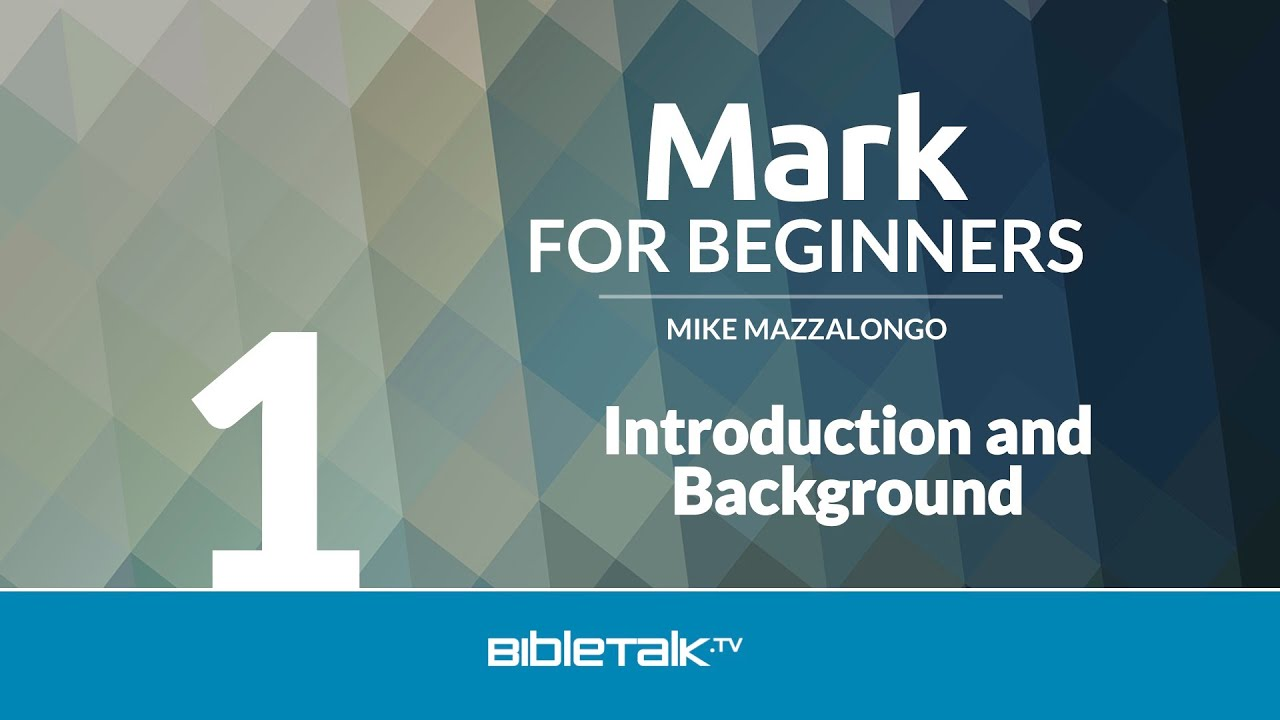 1. Introduction and Background