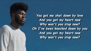 Shot Down Khalid Lyrics