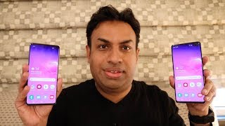 Samsung Galaxy S10 & S10+ Hands On First Look