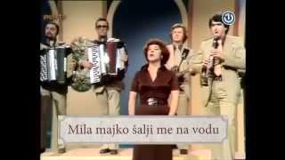 """Zora Dubljević   Legende Sevdaha """"Zapjevajte Pjesme Stare""""  Emisija"""