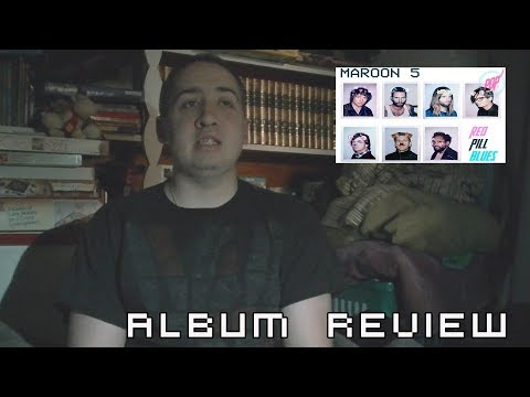 Maroon 5 – Red Pill Blues Album Review