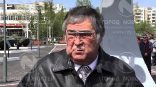 Аман Тулеев оценил готовность Новокузнецка к празднованию 9 мая
