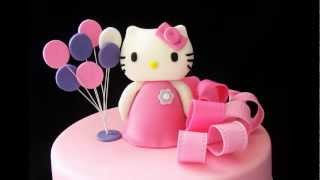Hello Kitty Cake By (Aneshly Cakes)