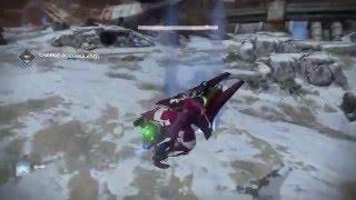 Destiny: Energy Burst Patrol Overcharge 3 (Prove Yourself Through Energy Burst)