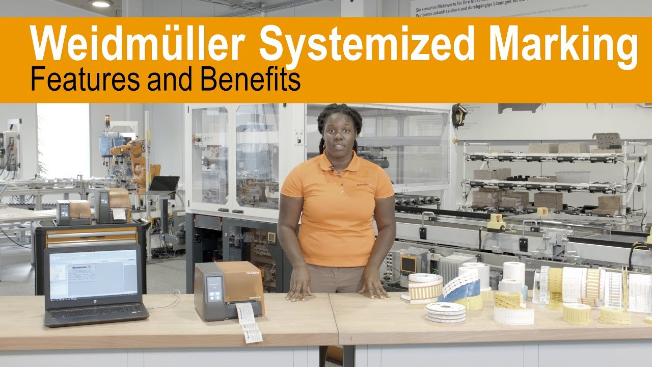 Systemized Marking with the MultiMark family