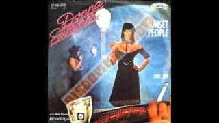 Donna Summer Sunset People-  Hot Chip Dub Edit