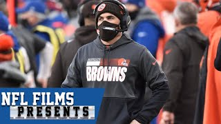 Kevin Stefanski & the Interesting Coach of the Year Award History! | NFL Films Presents