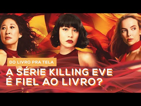 KILLING EVE É FIEL AO LIVRO? | All About That Book |