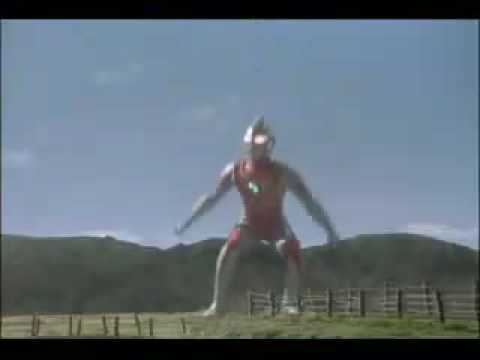 Ultraman Gaia Vs. Ultraman Agul