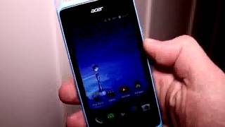 Acer Liquid Z200 - Entry level smartphone with Android KitKat - hands on at Computex 2014 [ENG]