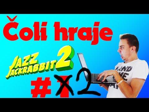 Čoli Hraje! Jazz Jackrabbit 2 [Part #2] - Věnca uletěl