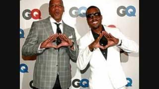 Kanye West ft. Jay-Z - Never Let Me Down [Instrumental w/ Lyrics]