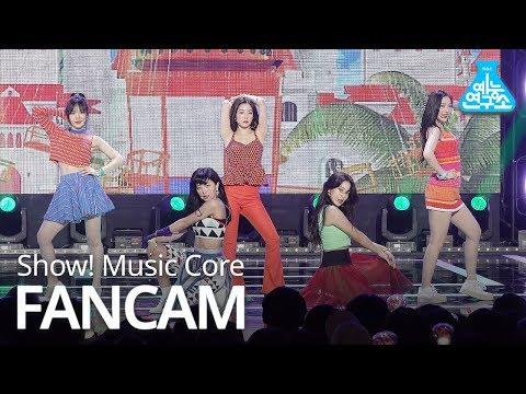 [예능연구소 직캠] Red Velvet - Zimzalabim, 레드벨벳 - 짐살라빔 @Show! Music Core 20190622