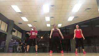 "Yandel ""Jaque Mate"" Merengue Urbano MM47 Zumba Choreography"