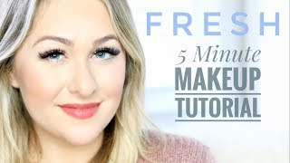 Mallory Ervin: On The Go Makeup Routine