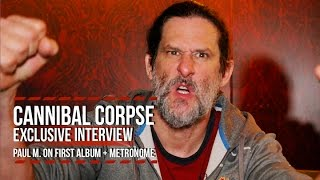 Cannibal Corpse's Paul Mazurkiewicz on 'Eaten Back to Life' + Using a Metronome