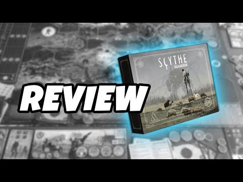 Review | SCYTHE: ENCOUNTERS | Stonemaier Games