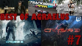 Best of Agraelus #7   - Crysis 2  |  Crysis 3  |  Trackmania  |  The Saboteur | Boiling Point