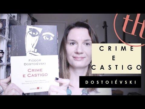 Crime e Castigo (Fio?dor Dostoiévski) | Tatiana Feltrin