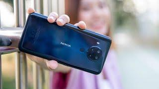 รีวิว Nokia 5.4 สมาร์ทโฟนกล้องหลัง 4 เลนส์ 48MP ชิป Snapdragon 662 พร้อม Android One ในราคา 5,490 บาท