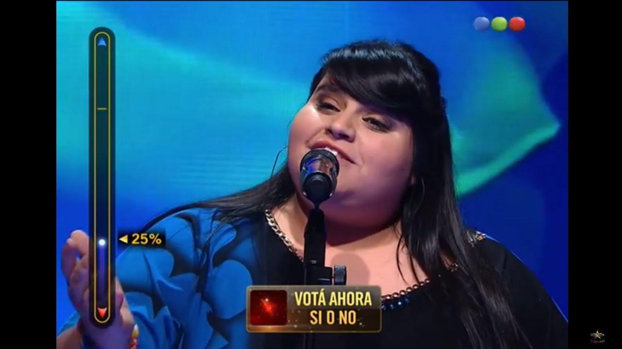 Repechaje: Daiana canta «Zamba y Acuarela» – Elegidos #Elegidos