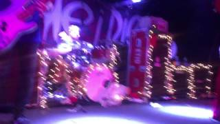 Every Time I Die - Inrihab - Late Show - Waiting Room - Buffalo, NY - December 22, 2016
