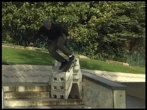 Will Mallorie - Bath Skatepark