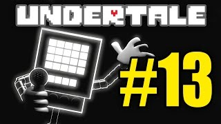 HE WANTS TO COOK ME!! - Let's Play UnderTale #13