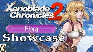 Xenoblade Chronicles 2 - Fiora Showcase (Challenge Mode DLC) - dooclip.me