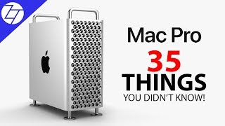 Video Mac Pro 2019 - 35 Things You Didn't Know! MP3, 3GP, MP4, WEBM, AVI, FLV September 2019