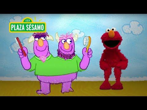 Sésamo: El mundo de Elmo - Rutinas
