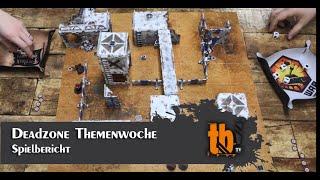 Mantic Games - Deadzone Spielbericht