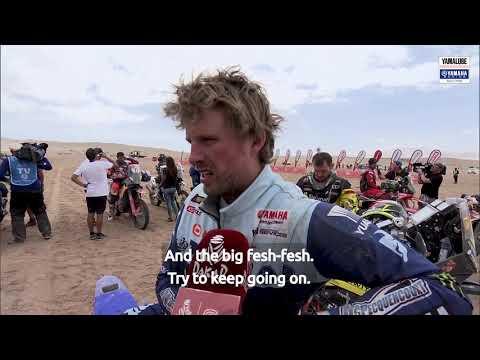 Dakar Rally   Stage 5   Adrien Van Beveren