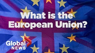European Union: What is the EU?