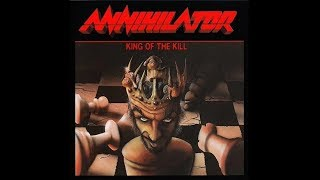 Annihilator - In the Blood © Vinyl Rip