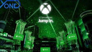 Microsoft Xbox E3 2019 Conference Live with YongYea