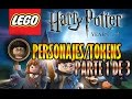 Personajes tokens 1 3 Lego Harry Potter A os 1 4 Colecc