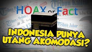 Beredar Kabar Hoaks Jemaah Haji Indonesia Ditolak Arab Saudi karena Punya Utang Akomodasi