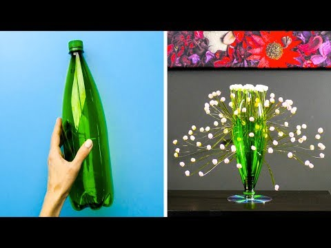 26 Plastic Bottle Ideas 5 Minute Crafts Family Video Musicpleer