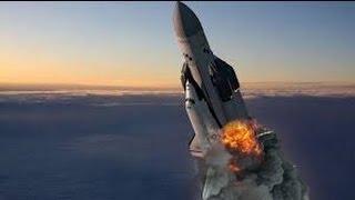 Смотреть онлайн Подборка: Ракеты взрываются не успев взлететь в небо