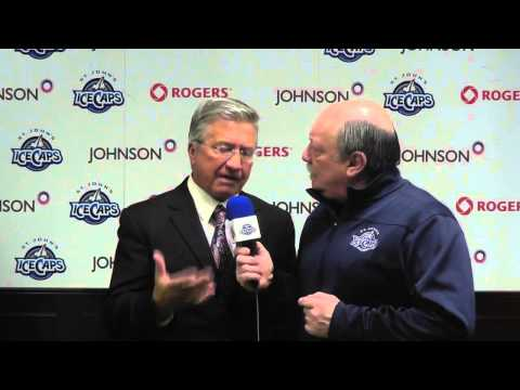 IceCaps 360: Danny Williams - April 20, 2013