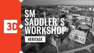 Katowice – Silesian Museum – Saddler's workshop