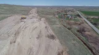 Blue Sky Highway Spring May 2019 Construction